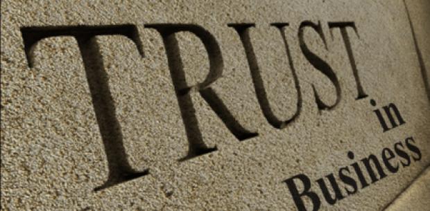 kepercayaan partner bisnis